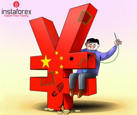 В 2018 году валютные резервы КНР сократились на 2,1%