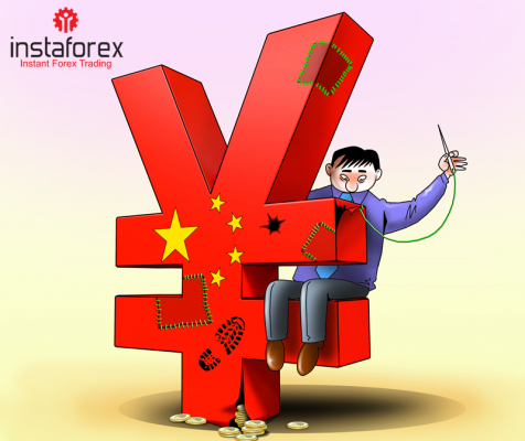 China's foreign exchange reserves decline by 2.1% in 2018
