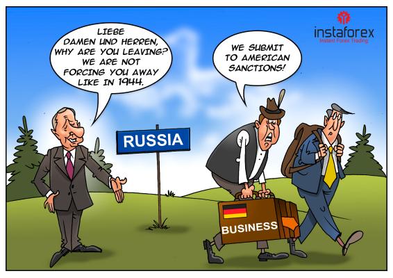外国公司离开俄罗斯