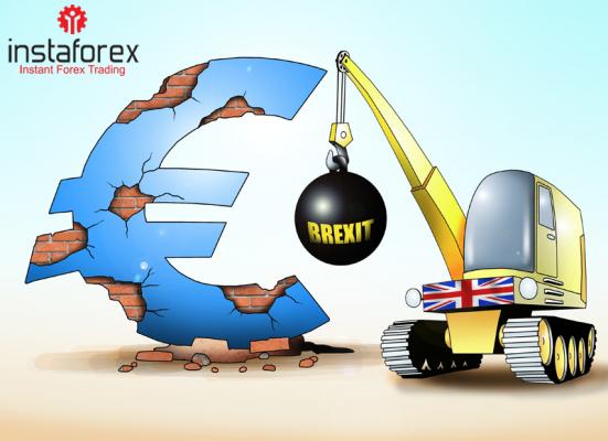 EZB: Brexit ohne Abkommen wird der EU-Wirtschaft hohen Schaden zufügen