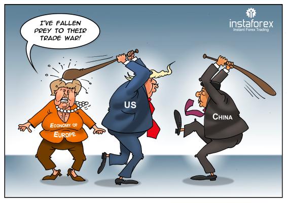 Ekonomi global berada di ambang kemelesetan?