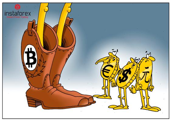 Bitcoin surges again