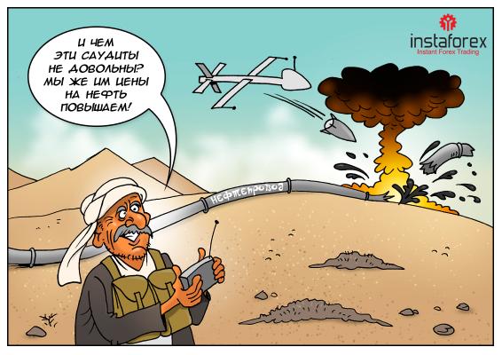 Нефтяной ужас, летящий на крыльях беспилотника