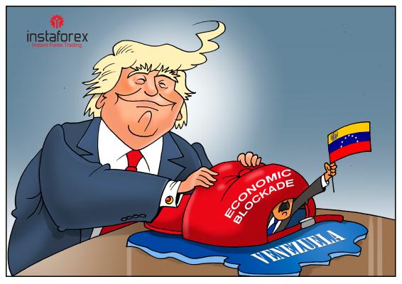 Venezuela mengalami kerugian besar ditengah sanksi AS