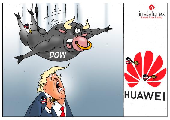 Huawei  และการต่อรองเรื่องชิปของนาย Trump