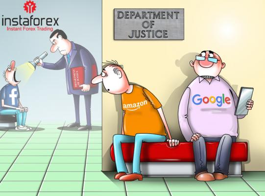 Sejumlah investor takut akan penyelidikan pemerintah pada perusahaan teknologi maju AS