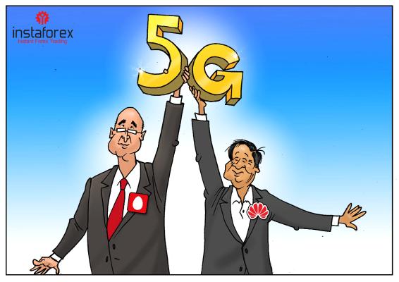 Rusia menandatangani kesepakatan dengan Huawei untuk mengembangkan jaringan 5G