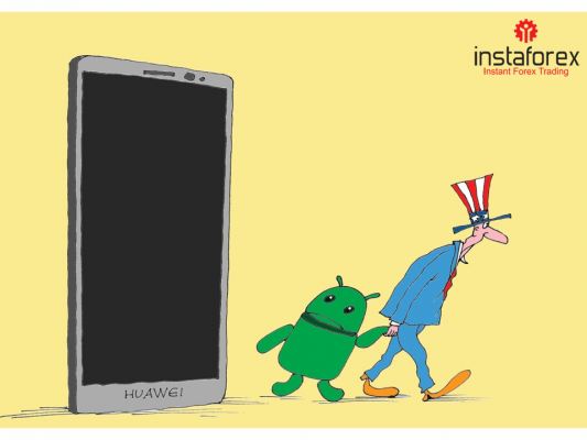 Huawei nyatakan perang dagang dengan AS sebabkan kerugian besar pendapatan