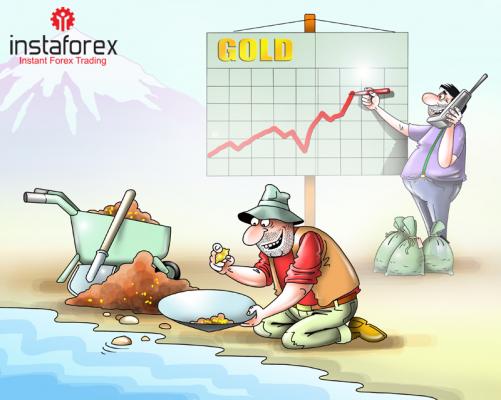金矿股持续上涨
