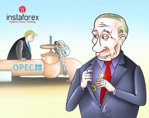 Dari Trump ke Putin: OPEC mengubah prioritas