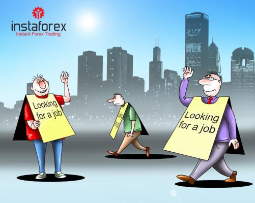Работа не волк? Безработица в США увеличилась на 3,7%