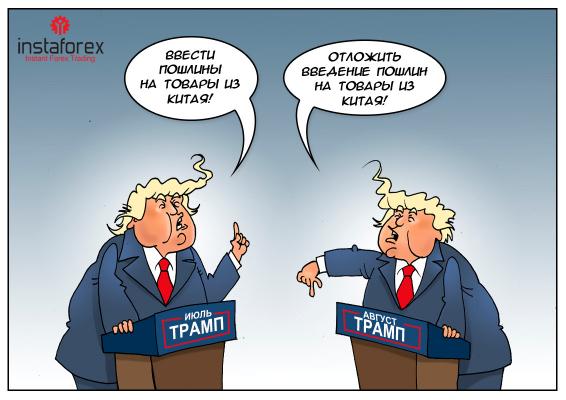 Donald Trump jako najdokładniejszy indeks giełdowy