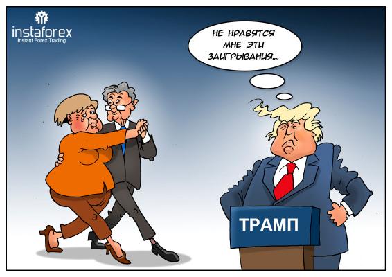 Trump: Uwaga! Fed przeszedł na stronę Niemiec!