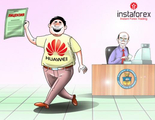 США отсрочили ввод санкций для Huawei