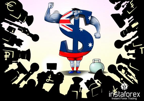 В Австралии обнаружен профицит счета текущих операций