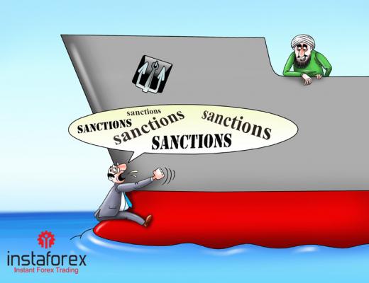 Санкции США обрушили продажи иранской нефти, но экспорт сырья – на высоте
