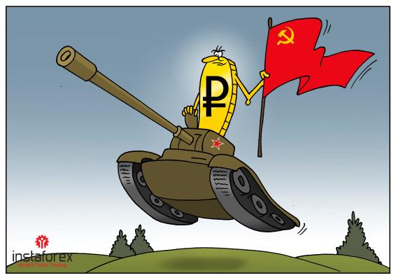 Дрожите, биржи, брокеры и банки, на рынок несутся советские танки!