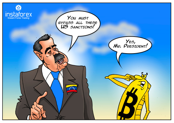 Venezuela considers adding Bitcoin and Ethereum to its reserves