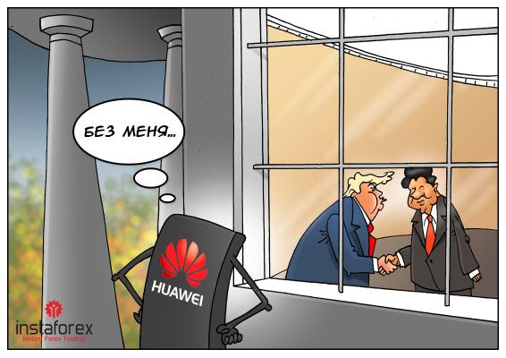 Готовится большая сделка, но Huawei в ней места нет!