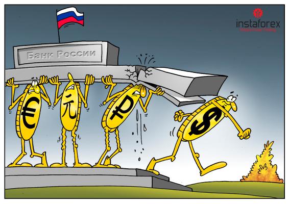 ЦБ РФ: Сказали, надо постараться, но не получилось отказаться