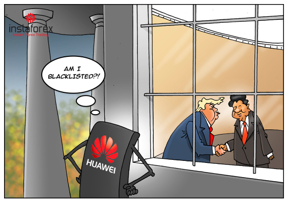 Huawei is out of US-China deal
