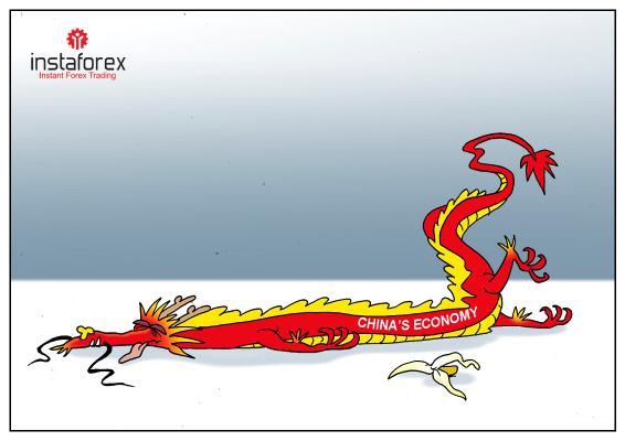 China sufre desaceleración económica