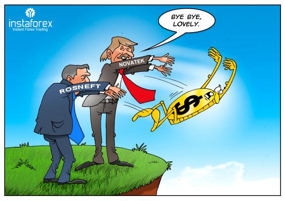 俄罗斯最大的石油生产商放弃美元