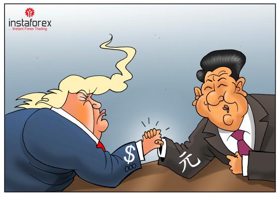Торгова війна: Китай — втрачає гроші, Трамп — втрачає виборців