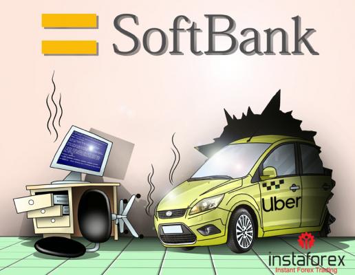 Убытки SoftBank: впервые за 14 лет