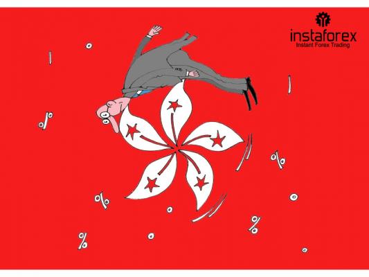 Aktienmärkte leiden unter den anhaltenden Protesten in Hongkong.