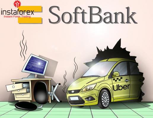 SoftBank reporta primeras pérdidas en 14 años