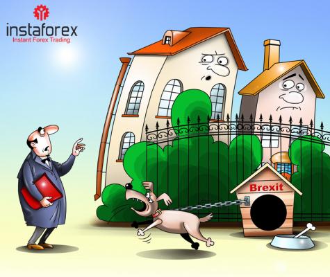 Рынок жилья в Великобритании резко просел