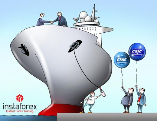 Масштабно: у КНР сформована найбільша суднобудівна група