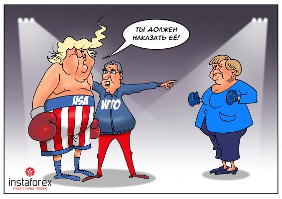 L'OMC dà il via libera! Washington può imporre sanzioni all'UE