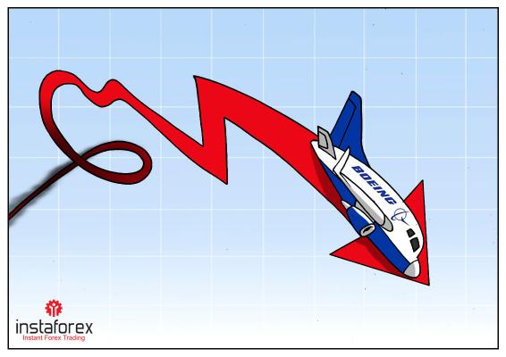 Boeing tire l'ensemble de l'économie américaine vers le bas, le ministère des Finances abaisse ses prévisions