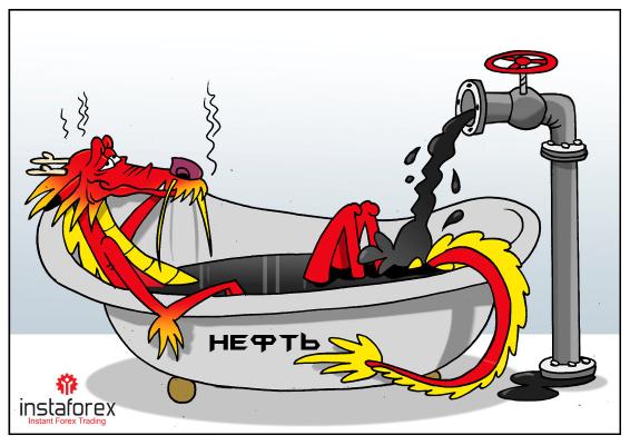 Китай уже который год в покупке нефти бьет рекорд!