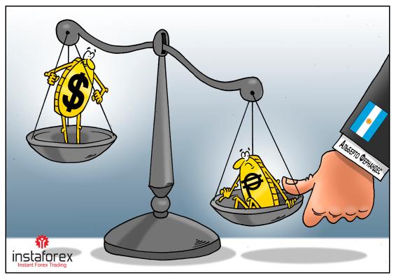 Il peso argentino è a rischio