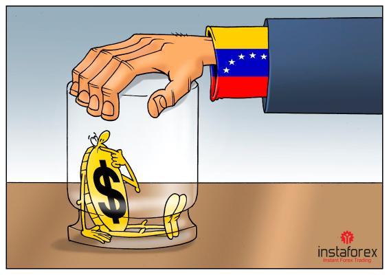 Dollar hält Venezuela an der Macht