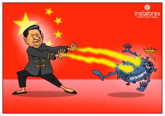 """Wirus przeciwko Komunistycznej Partii Chin. Wielki Xi nakazał: """"Gospodarka, rośnij!"""""""