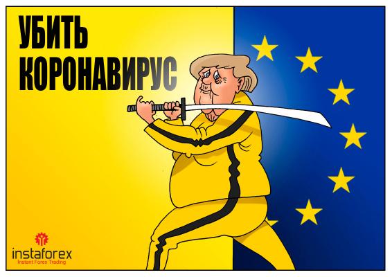 Вспышка слева — экономика ЕС не попала под замес