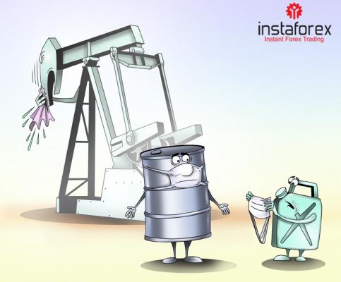 Poptávka po ropě neovlivněna koronavirem