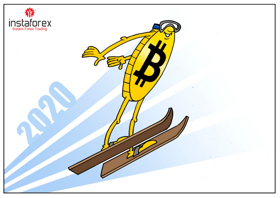 Bitcoin set to skyrocket after halving in May
