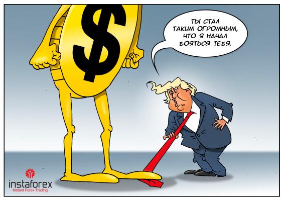 Silny dolar ma poważny minus, a ten minus to koronawirus