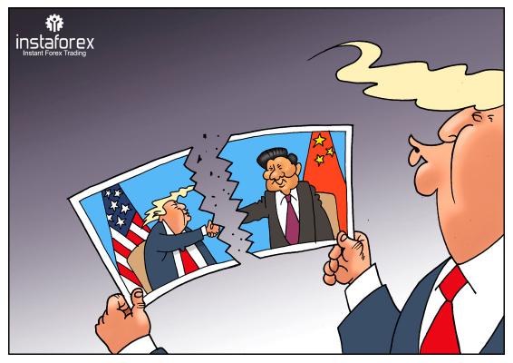 Trump kann China bestrafen, Trump will China bestrafen, Trump wird China bestrafen