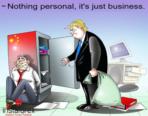 Trump ordena que fundo de pensão interrompa investimentos em ações chinesas