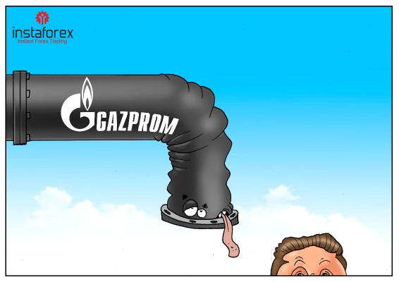 Gazprom bị thua lỗ lần đầu tiên trong lịch sử