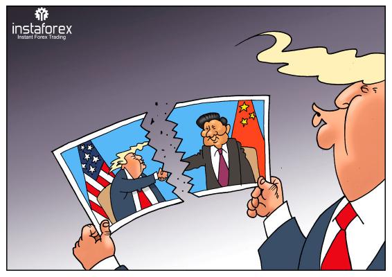 USA možno zrušia vzťahy s Čínou