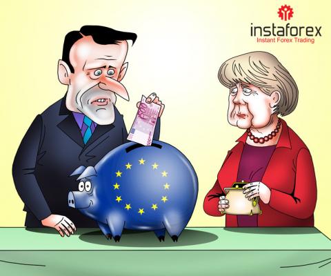 Помощь для еврозоны: Франция и Германия сформируют фонд на €500 млрд