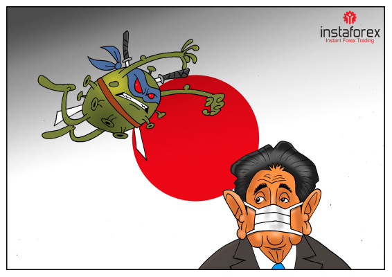 Японія та інші країни Азії страждають від масштабів неподобства