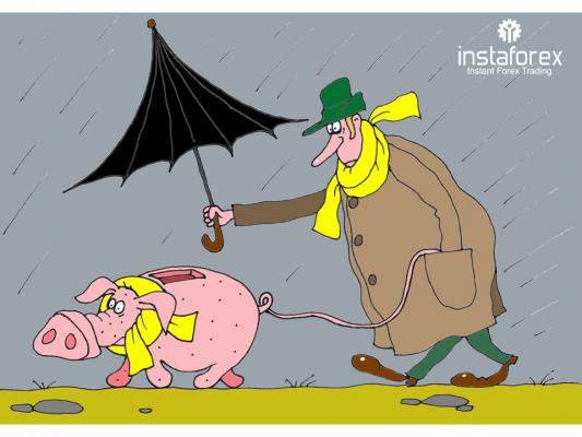 Europäer zahlen auf Sparkonten ein